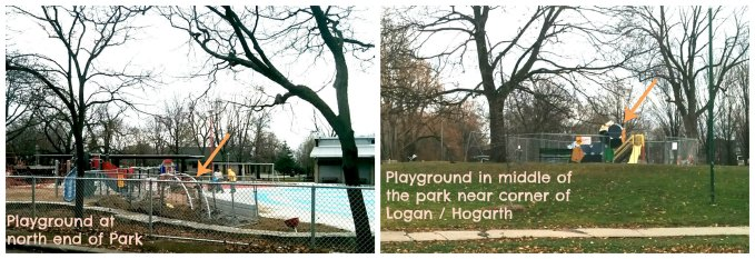 withrow park new climbers collage