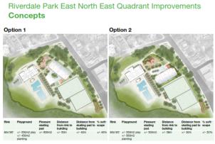 riverdale park east options