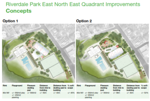 riverdale park east options