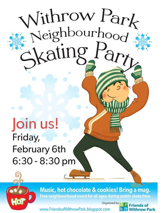 withrow skating party 2015