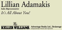 lillian adamakis