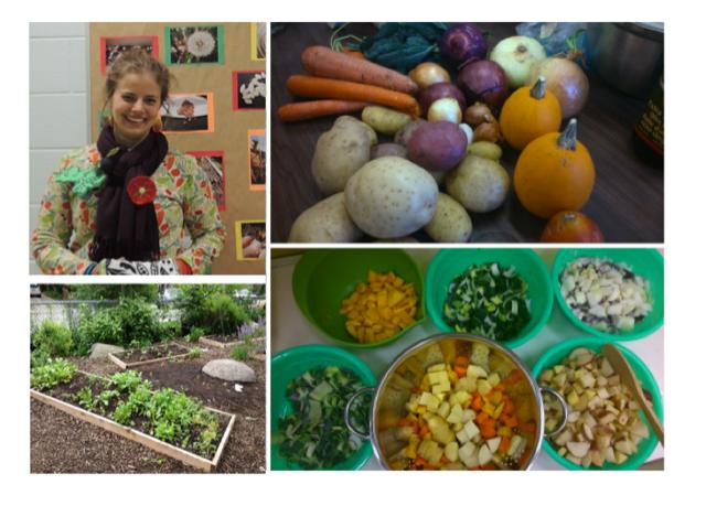 Elin Marley garden educator